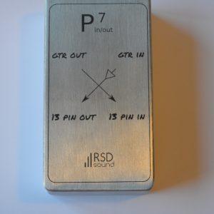 P7 GK Breakout box