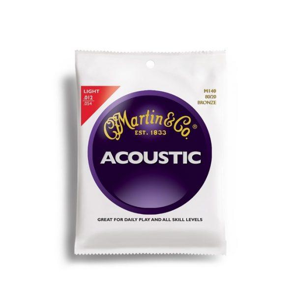 Martin M140 12s Acoustic Strings